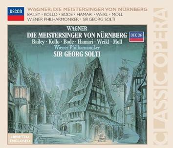 Wagner: Die Meistersinger Von Nurnberg (Solti)