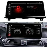 Koason 12.3inch Android HD Screen Upgrade Display 4G LTE Multimedia Player GPS Navigation for BMW 5 Series F10 F11 M5 2013-2016 NBT