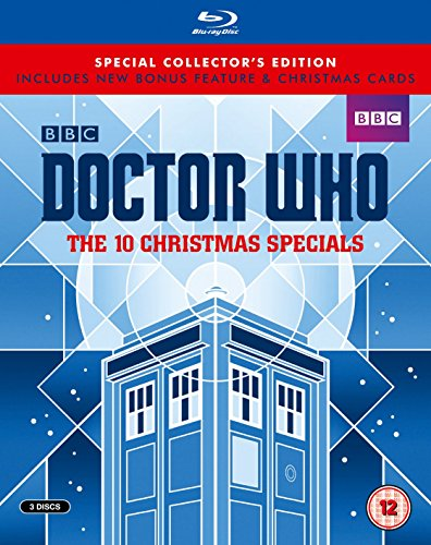 Doctor Who - The 10 Christmas Specials [Blu-ray]