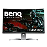 BenQ EX3203R 32 inch 144Hz Curved Gaming Monitor | WQHD (2560 x 1440) | FreeSync 2 | DisplayHDR 400 (31.5' Display)