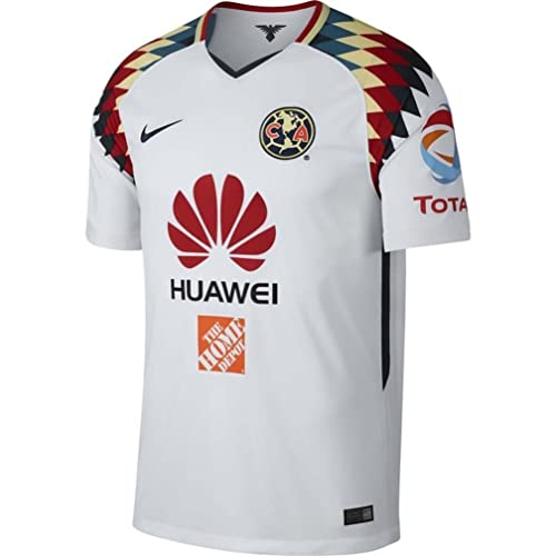 83d200329 NIKE 2017-2018 Club America Away Football Shirt