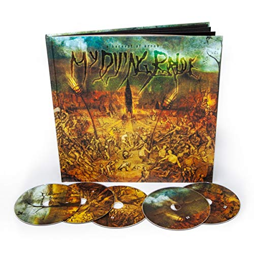 My Dying Bride - A Harvest Of.. -Earbook-