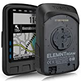 TUSITA Case Compatible with Wahoo Elemnt ROAM - Soft Silicone Protective Cover - Cycling GPS Navigation Accessories