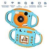 Zacro Kinder Kamera Kid Cam Mini Digital Camera Camcorder mit USB Kabel, 5 Megapixel,...