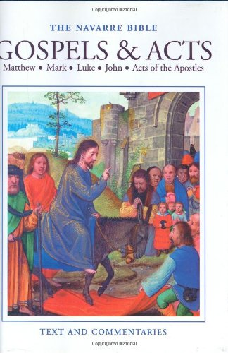 The Gospels and Acts of the Apostles [The Navarre Bible: Reader's Edition], Packaging may vary