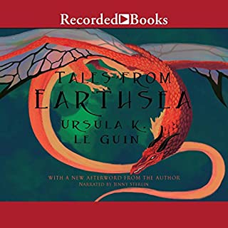 Tales from Earthsea                   Written by:                                                                                                                                 Ursula K. Le Guin                               Narrated by:                                                                                                                                 Jenny Sterlin                      Length: 12 hrs and 13 mins     2 ratings     Overall 5.0