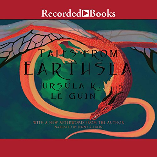 Tales from Earthsea audiobook cover art