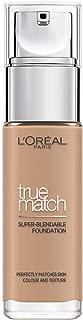 L'Oréal Paris True Match R5/C5 base de maquillaje Frasco dispensador Líquido 30 ml - Base de maquillaje (Frasco dispensador, Líquido, Beige, Sable Rosé | Rose Sand, 5.R/5.C, Piel Medio)