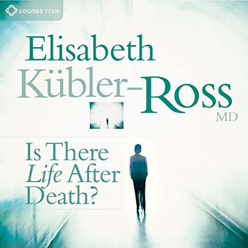 Is There Life After Death? audiobook cover art
