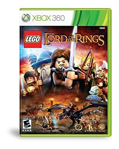 Jogo Lego Senhor dos Anéis - Xbox 360