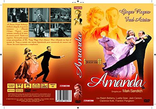 Amanda DVD 1938 Carefree