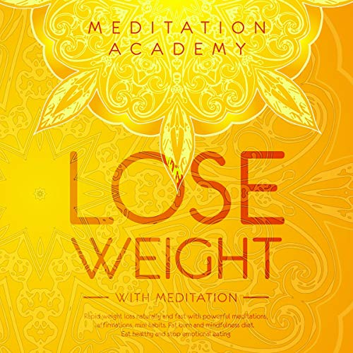 Lose Weight with Meditation cover art