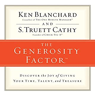 The Generosity Factor cover art