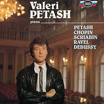 Valeri Petash, Piano