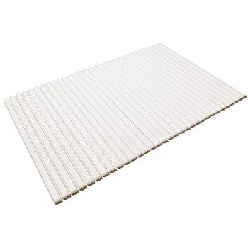 東プレ シャッター式風呂ふた ホワイト 75×108cm L11