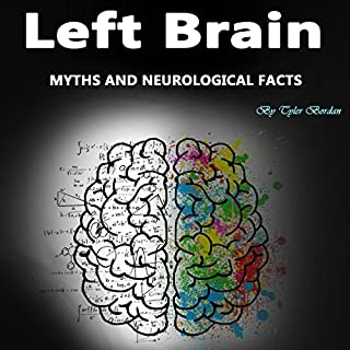 Left Brain audiobook cover art