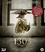 Apartment 1303 ( Apartment 1303 ) ( Apartment One Thousand Three Hundred Three ) (3D & 2D) (Blu-Ray & DVD Combo) [ Blu-Ray, Reg.A/B/C Import - Netherlands ]