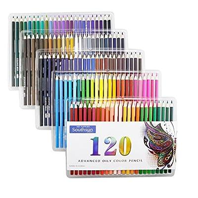 Oil Colored Pencils