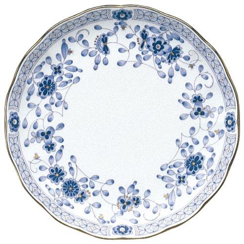 NARUMI(ナルミ) ミラノ 19cmケーキプレート ボーンチャイナ 9682-1410
