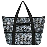 Best Beach Toys For Adults - Dejaroo Water-Resistant Weekend Overnight Bag - Beach/Toy Tote Review