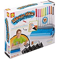 ALEX Toys Artist Studio Marker Magic Air Brush Studio