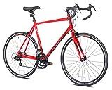 Giordano Aversa Aluminum Road Bike, 700c Large