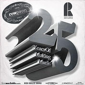 25 Years Of Making Music