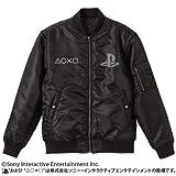"""プレイステーション MA 1""""PlayStation"""" ブラック XLサイズ"""