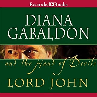 Lord John and the Hand of the Devils audiobook cover art