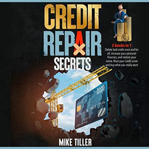 Credit Repair Secrets cover art