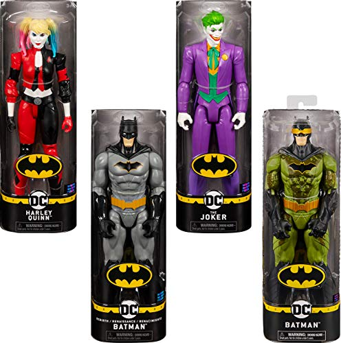 DC Comics Batman 30cm-Actionfigur - unterschiedliche Varianten