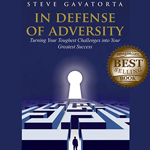 In Defense of Adversity audiobook cover art