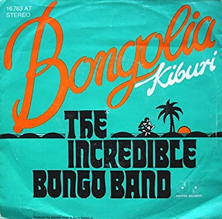 Amazon com: Incredible Bongo Band - Bongolia - Used: CDs & Vinyl