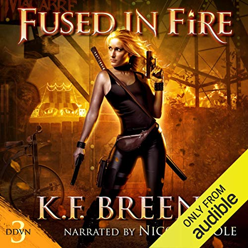Fused in Fire cover art