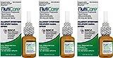 FlutiCare® 120 Metered Nasal Sprays (3 Pack), Fluticasone Propionate 50mcg, Relief During Allergy Season from Pollen, Dust, Dander, Both Indoor and Outdoor Allergens - 3 Month Supply