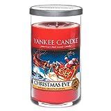 Yankee Candle Perfect Pillar Candela Media, Christmas Eve...