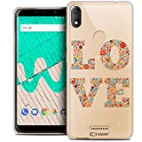 Ultra Slim Case for 6 Inch Wiko View Max, Summer Love