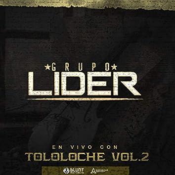En Vivo Con Tololoche, Vol. 2