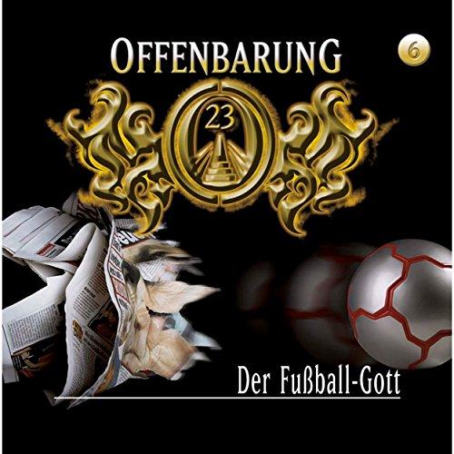 Der Fußball-Gott (Offenbarung 23, 6) Titelbild
