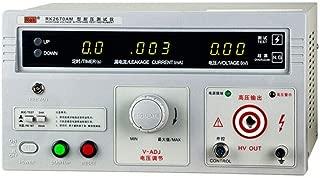 Hi-Pot Tester AC Voltage 5KV RK2670AM 110V Withstand Voltage Tester Digital Display LCD Insulation Resistance Tester