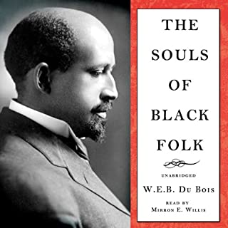 Couverture de The Souls of Black Folk