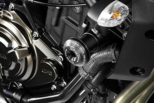 - 100/% Made in Italy - Aluminium Nummernschild DPM inkl Kit Kennzeichenhalter LED und Hardware-Bolzen R-0858//1 CRF1000L Africa Twin 2018 und Adventure Sports Motorradzubeh/ör De Pretto Moto