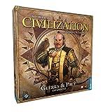 Giochi Uniti GU163 - Gioco Civilization: Guerra e Pace