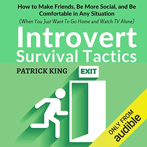 Introvert Survival Tactics cover art