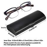 Zoom IMG-2 hifot custodia rigida occhiali alluminio