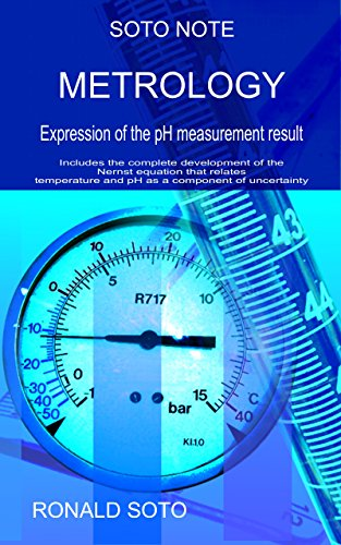Expression of the pH measurement result: METROLOGY (SOTO NOTE Book 1) (English Edition)