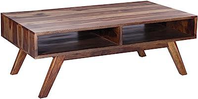 Gocosy Cave Coffee Table (Provincial Teak, Sheesham Wood)