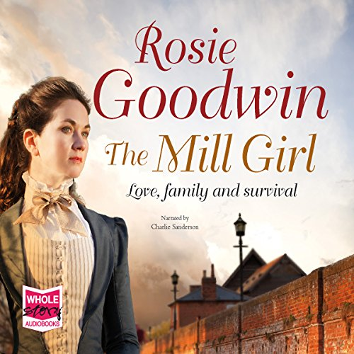 The Mill Girl audiobook cover art
