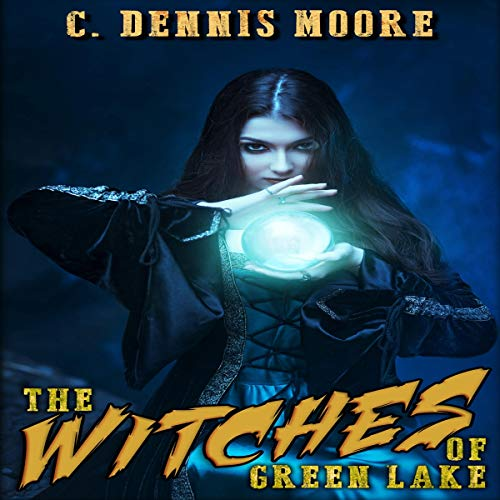 The Witches of Green Lake cover art