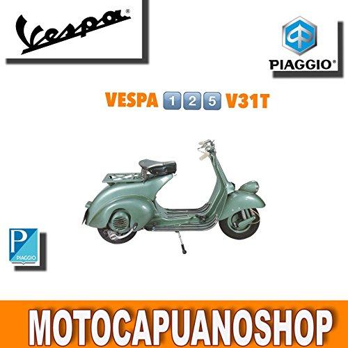Vervanging set voor Vespa 125 V31T koplamp schokdemper vooraan achteraan
